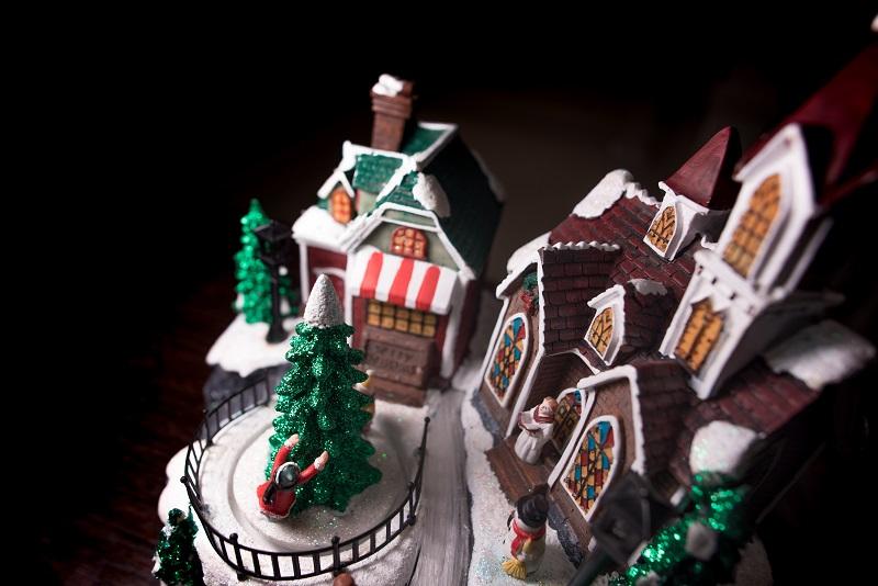 A Church at Christmas