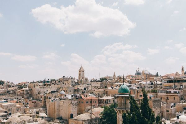 Jerusalem - in our green and pleasant lands?